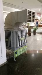 Climatizador evaporativo 20.000 m³