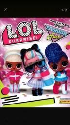 Album De Figurinha Lol Surprise 3  Completo P Colar!