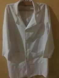 Jaleco branco -novo comprar usado  Aracaju