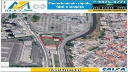 Terreno - 2101 m² - Rudge Ramos - São Bernardo do Campo/SP