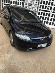 Honda Civic LXS - Banco de couro