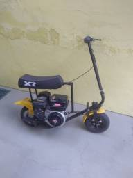 Walk Machine/Scooter 210cc
