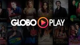 Conta Premium anual Globo Play