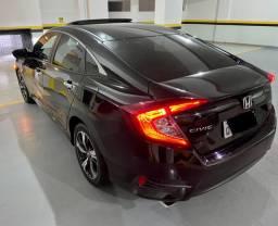 Honda Civic Touring 2017 - 1.5 Turbo Preto