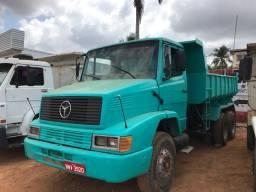 Mb 1214 truck caçamba