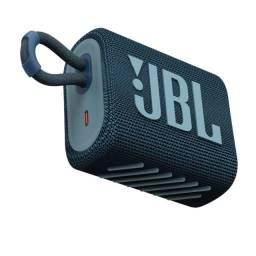 Caixa De Som Jbl Go 3 Portátil Com Bluetooth 5.1 Original
