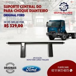 SUPORTE CENTRAL DO PARA-CHIQUE DIANTEIRO ORIGINAL FORD