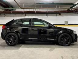 Audi A3 Sport - 250whp - baixa km - impecável