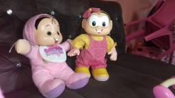 Bonecas Mônica antigas