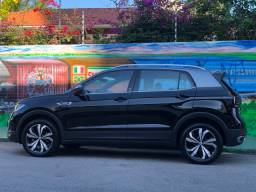 Vw T-Cross Highline 2020 Saia e blusa Top