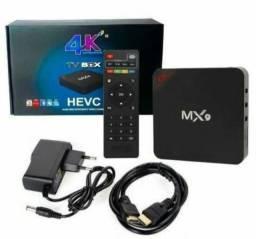 Tv box 4k hd