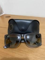 Óculos de Sol RayBan Justin Marrom Original