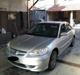 Honda Civic lx 06 Automático R$15.000