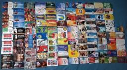 Cartões telefônicos da Italia
