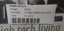 KIT MULTIMIDIA CIVIC 2012