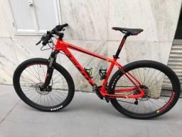 Bicicleta MTB Scott Scale 970 2017/2018 Aro 29 Aluminio Tamanho L