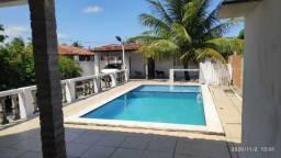 Casa para venda possui 2 quartos com piscina em Catuama - Goiana - PE