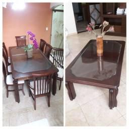 Mesa de Jantar/Mesinha de Centro