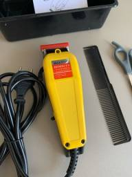 Título do anúncio: Máquina profissional de cortar cabelo - Maxtop