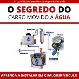 Título do anúncio: Carro movido a água