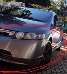 Título do anúncio: Para-choque Honda Civic 2007/2011