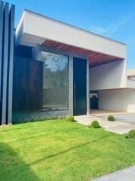 Título do anúncio: Fantástica casa térrea 3 suítes em frente a mata no condomínio do lago