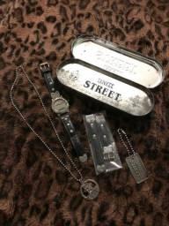 Relógio Yankee Street anos 90