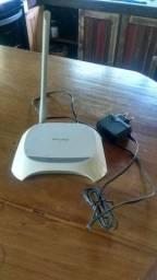 Roteador wifi internet tplink 150mbps