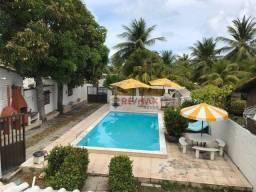 Título do anúncio: Casa com 4 dormitórios à venda por R$ 320.000,00 - Pontas de Pedra - Goiana/PE