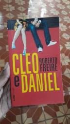 Título do anúncio: Livro Cleo e Daniel - Roberto Freire