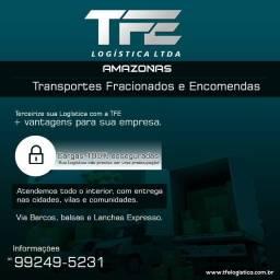 Título do anúncio: TFE Logística - Transporte