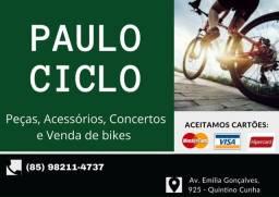 Paulo Ciclo: Peças e Acessórios Para Sua Bike