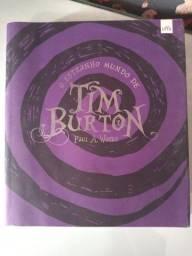 O Estranho Mundo de Tim Burton Paul Woods