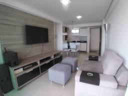 Apartamento de 02 quartos mobiliado em Manaíra