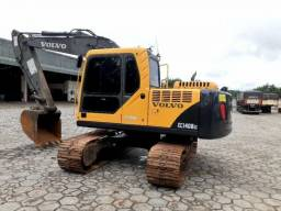 Escavadeira de Esteiras Volvo Ec 140 Blc