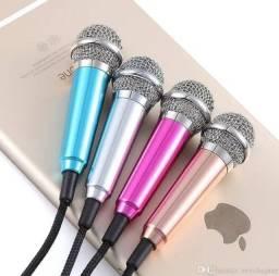Título do anúncio: Mini Microfone de Lapela Para Pc Notebook Smartphone e Celular