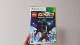 Título do anúncio: Lego Batman 3 (beyond gotham) para Xbox 360 original