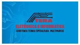 Título do anúncio: Assistência Técnica Eletrônica Informática. Conserto de Tv e Computador.