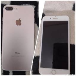 Título do anúncio: iPhone 7Plus 128Gbs