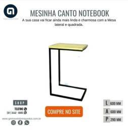 Mesinha canto notebook