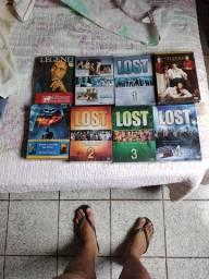 Lost, Bob Marley, Batman, e the Tudors.