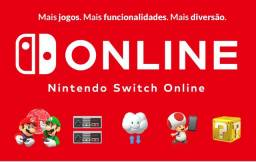 Nintendo Switch Online Assinatura Anual