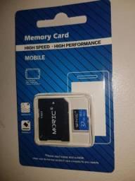 Cartão micro SD 32GB Original Classe 10