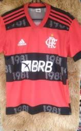 Camisa Flamengo Modelo Novo