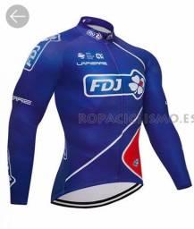 Camisa ciclismo única peça tamanho P