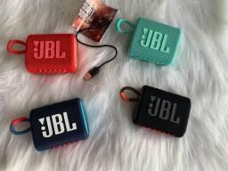 Título do anúncio: JBL GO3 ORIGINAL | NOVA