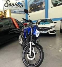 Título do anúncio: Honda CG160 Titan Azul Ano 2020