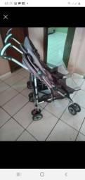 Carrinho de bebê de Gêmeos