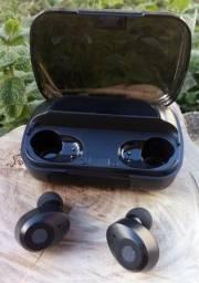 Título do anúncio: fones de ouvido bluetooth 5.1 indicador digital função touch