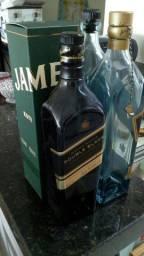 Garrafas vazias Whisky, tequila, licor